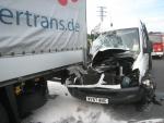 nehoda s ťažkým zranením na D3