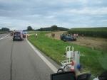 prvá pomoc na nemeckej dialnici