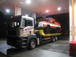 prevoz hasičský ZIL pre DHZ Sučany