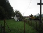nehoda polskej dodávky-Zborov nad Bystricou