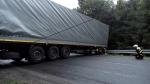 Makov Bumbálka šmyk bieloruského kamionu